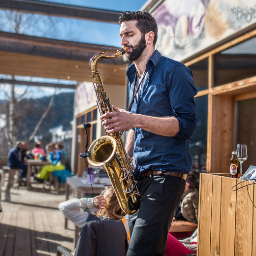 Son of Kurt - Live Sax-Performance  | © Kevin Volger